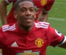 Anthony Martial [Imagem via YouTube]
