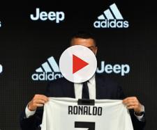 Juventus, Cristiano Ronaldo pronto per la partita contro il Genoa