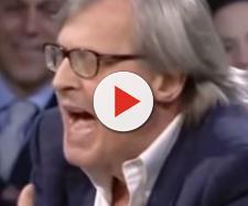 Vittorio Sgarbi attacca pesantemente il ministro del Lavoro