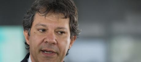 Fernando Haddad critica Sérgio Moro sobre sentença dada a Lula