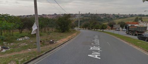 Crime aconteceu no Parque São Bento. (foto reprodução).