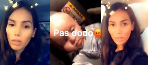 En voiture avec Tiago, Manon Marsaut provoque l'indignation des internautes.