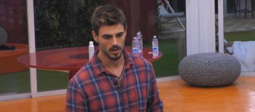 Francesco Monte litiga con Giulia Salemi