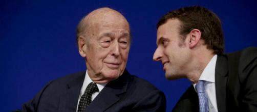 Giscard d'Estaing conseille à Macron ' de garder son calme '