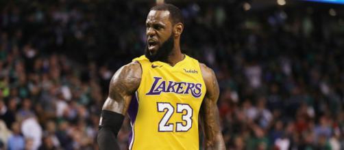LeBron James aura pour objectif le titre avec les Lakers - lasueur.com
