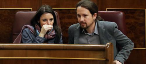 Pablo Iglesias e Irene Montero llamarán a sus mellizos Alhambra y ... - elbolardo.com