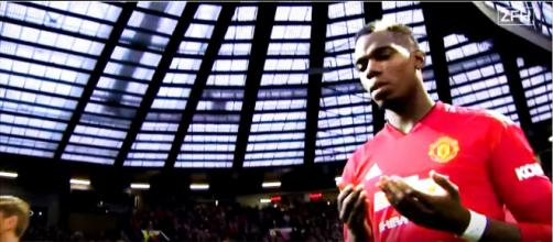 Paul Pogba [Imagem via YouTube]