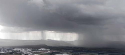 Se esperan fuertes lluvias e inundaciones en Castellón y Teruel. Imagen: The Objective