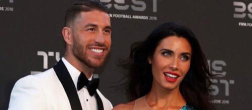 Sergio Ramos y Pilar Rubio, puro amor en la gala The Best FIFA ... - bekia.es