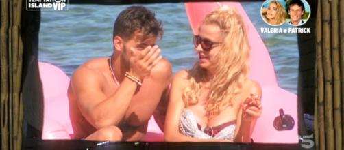 Temptation Island Vip, Valeria Marini e Ivan