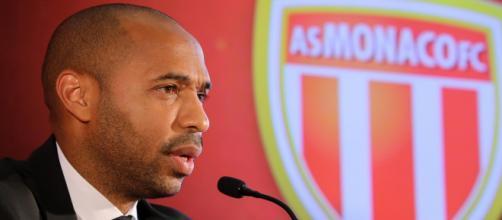 Thierry Henry devient enfin n°1 à Monaco, là où sa carrière de joueur avait commencé. (eurosport.fr)