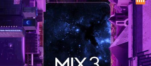 Xiaomi Mi Mix 3: il primo smartphone 5G