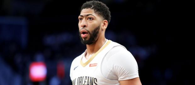 Anthony Davis Dismisses Pelicans Exit Talk After Signing With ... - ibtimes.com