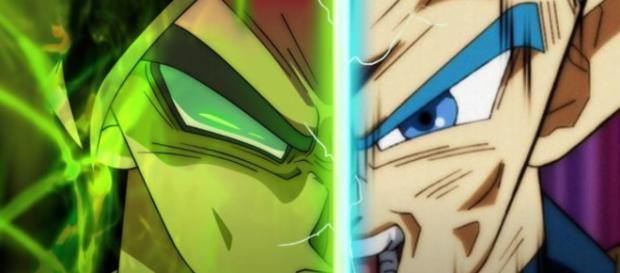 Dragon Ball Super Broly - An Untold Saiyan Conflict [Image Source: Geekdom101-YouTube].