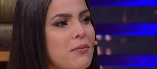 Emilly Araújo, no Superpop de Luciana Gimenez
