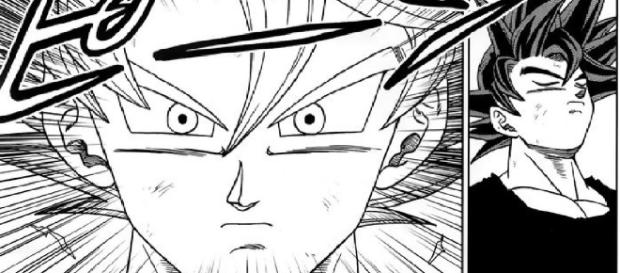 Goku domina el Ultra Instinct en el nuevo episodio del manga.