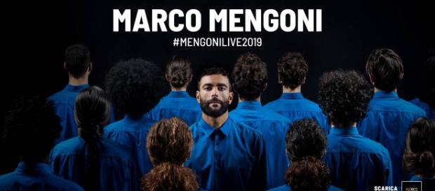 Il nuovo tour di Marco Mengoni
