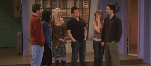 """Netflix could lose the popular US sitcom """"Friends"""" to the new Disney streaming service. [Image Dreamer1422/YouTube]"""