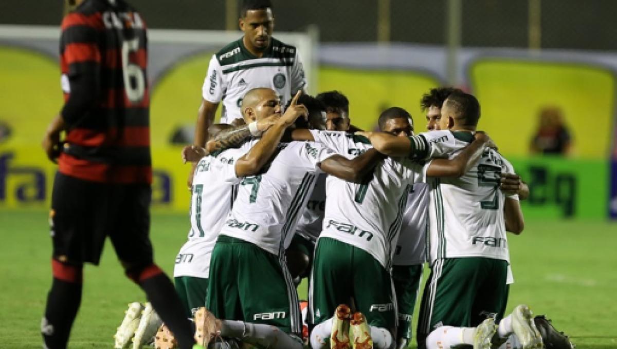 Decisão do Brasileiro Sub-20 entre Vitória e Palmeiras termina em briga de2ced1210707