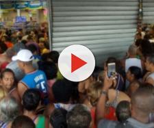 Guanabara tem festa de aniversário, mas cliente morre