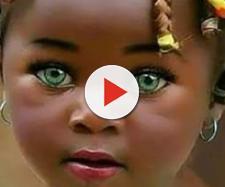 Pessoas de olhos verdes representam uma parte bem pequena da população mundial