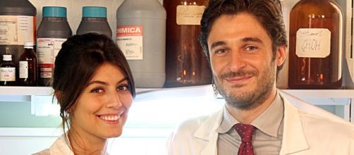 Alessandra Mastronardi e Lino Guanciale sono i protagonisti della fiction Rai L'allieva 2 - optimaitalia.com