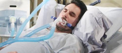 Beautiful, puntate americane: Bill Spencer in coma