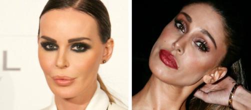 Nina Moric a Verissimo: 'Belen Rodriguez e Silvia Provvedi non mi sono mai piaciute'