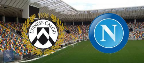 Live Udinese-Napoli: info tv-streaming e probabili formazioni