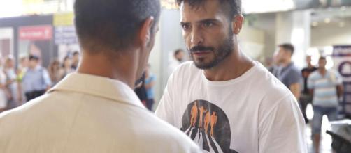 """Marco Bocci è """"Solo"""", un uomo contro la 'Ndrangheta calabrese ... - mediaset.it"""