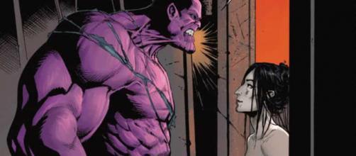 """Thanos e a morte em """"Thanos Vence"""""""