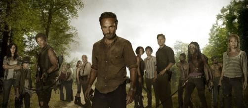 The Walking Dead foi adaptada dos quadrinhos