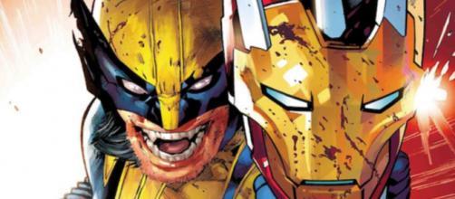 Wolverine, o mutante mais famoso a passar pelos experimentos da Arma X.