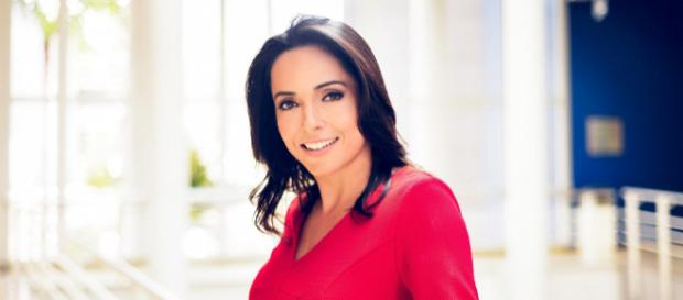 Izabella Camargo revela doença e afastamento da Globo. (foto reprodução).