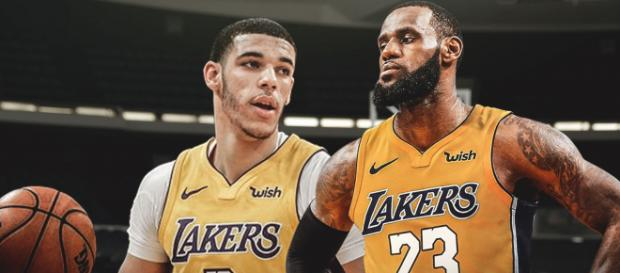 LeBron estreia oficialmente nesta quita pelos Lakers