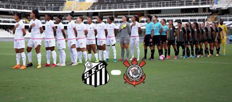 Futebol feminino: Santos x Corinthians ao vivo