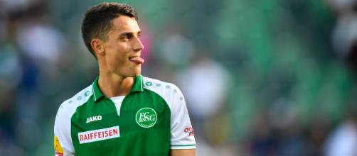 Auch der FC St.Gallen kann den Berner Schnellzug nicht stoppen ... - tagblatt.ch