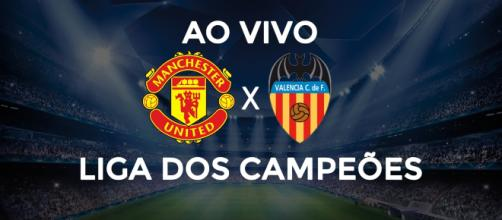 Champions League: Manchester United x Valencia ao vivo