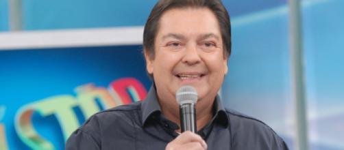 Faustão é um dos principais apresentadores da Globo e da televisão brasileira. (foto reprodução)