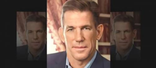 Former Bravo reality star Thomas Ravenel has gain defense by opponent, model Ashley Perkins. [Image Source: Audio Mass Media Reviews – YouTube]