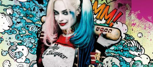 Harley Quinn/Margot Robbie, fan de metal
