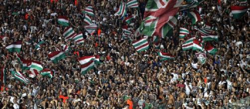 Mais de 40 mil torcedores devem comparecer para prestigiar o Fluminense na quinta pela Sul-Americana (Foto: Portal Net Flu)