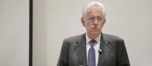 Mario Monti dice la sua su Renzi e Salvini (Ph. Youtube).