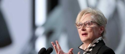 Maryl Streep é uma das atrizes mais renomadas de Hollywood.