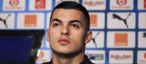Nemanja Radonjic doit encore s'acclimater à la Ligue 1 et à l'OM.