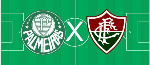 Palmeiras x Fluminense ao vivo