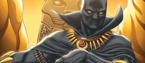 Pantera Negra é um dos 5 personagens da Marvel que não foram criados pela Marvel.