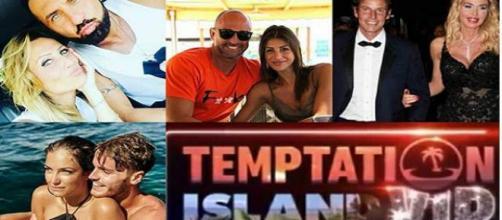 Temptation Island vip di Simona Ventura