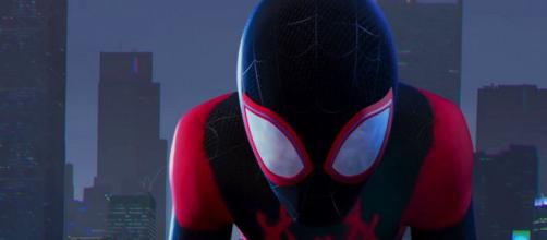 The newest trailer for Spider-Man: Into the Spider-Verse taught us quite a bit, including who else will be in it.[Image via Geektyrant/YouTube]