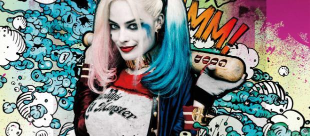 Harley Quinn/Margot Robbie, fan de metal
